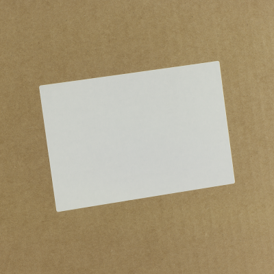 Direct Thermal Labels - 18031 - 4x6 Direct Thermal White Blank.png