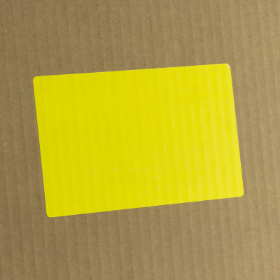 Thermal Transfer Labels - 18316 - 4x6 Pantone Yellow Thermal Transfer Labels.png